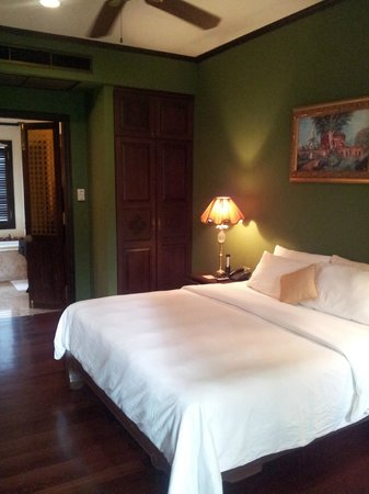 Puripunn Baby Grand Boutique Hotel : Comfortable Room