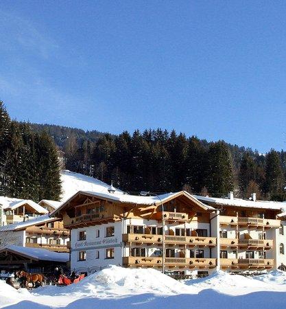 Hotel Elisabeth: Hotel Winter