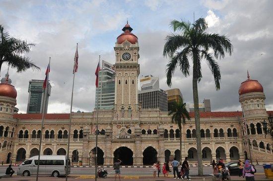 Merdeka Square: Sultan Abdul Samad Building