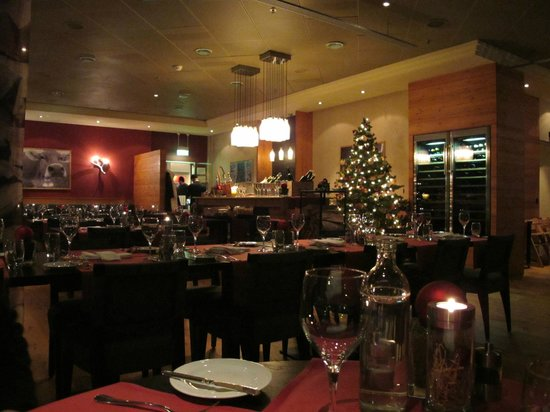ECHO Restaurant: Very good atmosphere in the restaurant