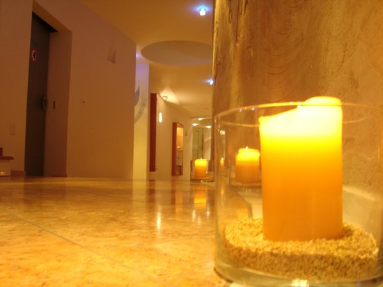 Alpiana Resort : Area Spa