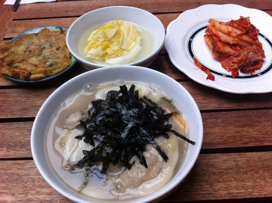 Changdeokgung Sodam: New Year Day Breakfast