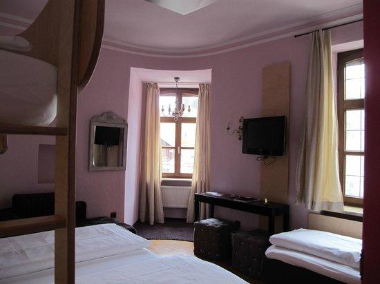 Hotel Fantasia: Room #1