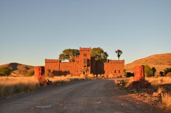 Duwisib Guestfarm: Duwisib Castle