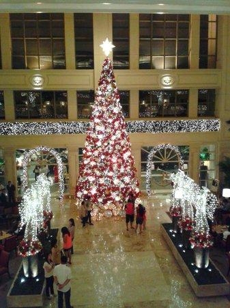 เดอะเพนินซูลา มนิลา: Peninsula Manila lobby