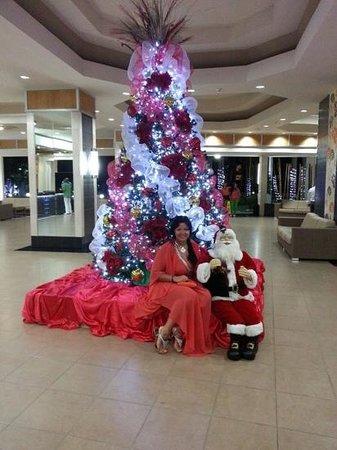 Hotel Riu Naiboa : скоро Рождество