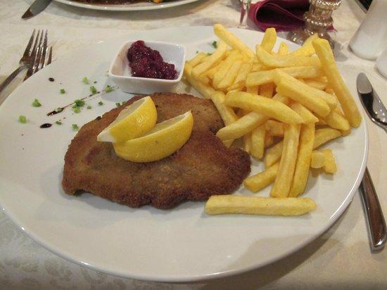 Maximilians: Wiener Schnitzel