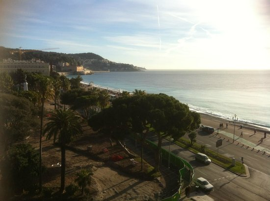Le Meridien Nice: View from room No .650