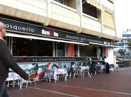 Restaurante Don Vito : esterno