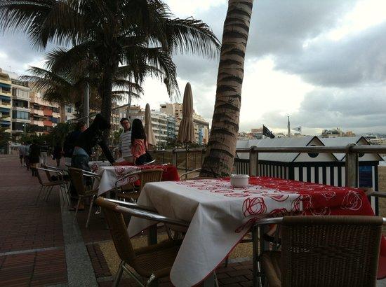 Restaurante Don Vito : vista