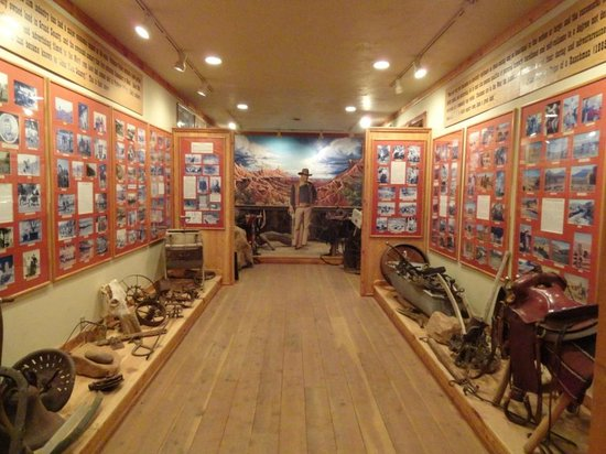 John Wayne Museum at Red Cliffs Lodge