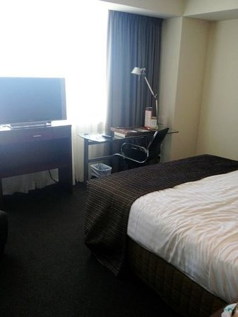 Rydges Auckland: Room 1410 rather spacious