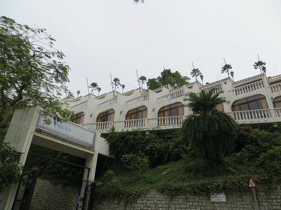 Pousada de Coloane Beach Hotel & Restaurant: Pousada de Coloane