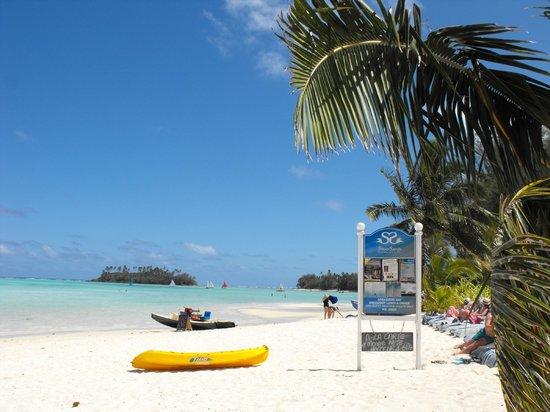 穆里海灘俱樂部酒店照片