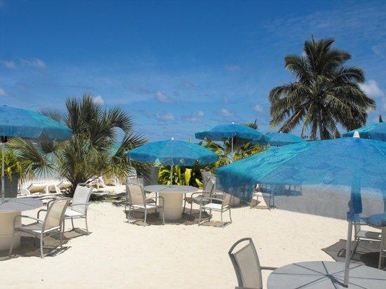 Muri Beach Club Hotel: Muri Lagoon