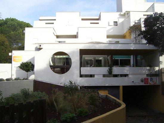 Maeva Résidence Les Terrasses du Parc : ENTREE PRINCIPALE DE LA RESIDENCE