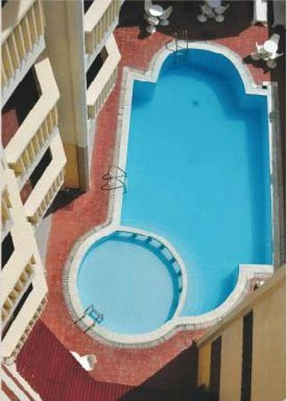 Midview Central Hotel: Adult Swimming Pool and Baby Pool