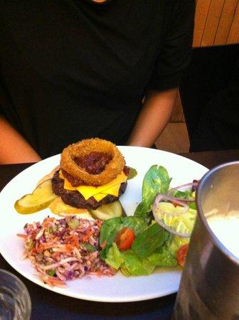 Gourmet Burger Kitchen: Habenaro