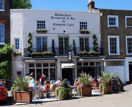 Blubeckers Restaurant, Hampton Court