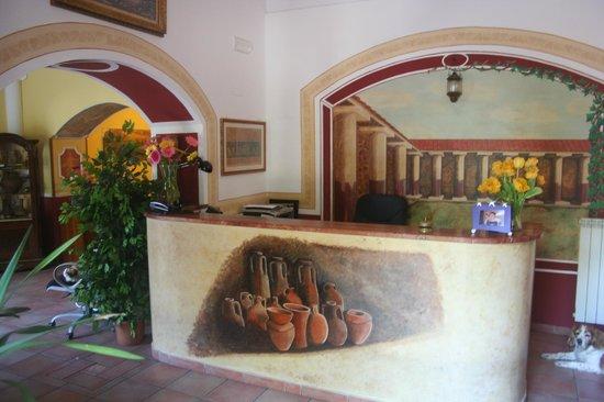 Fittacamere Villa Flora: Reception