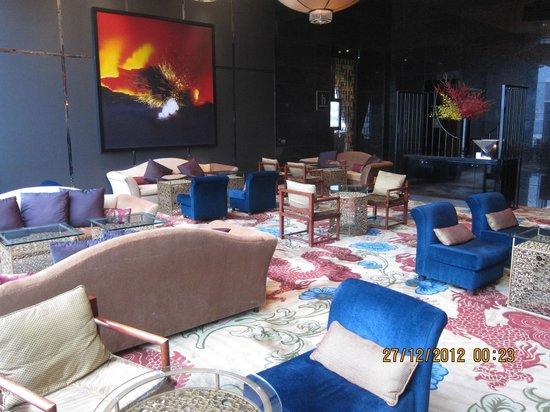 Mandarin Oriental, Las Vegas: Lounge area