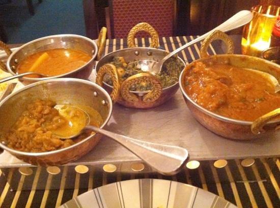 Balraj : curry selection