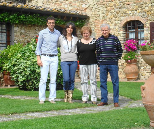 Villa Le Torri: Villa apartments direct by owner family Cantini