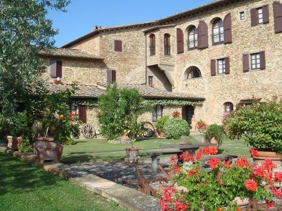 Villa Le Torri tuscany