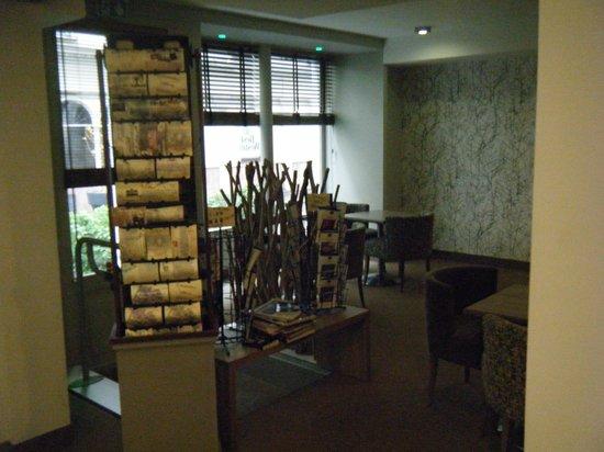 Best Western Hotel Faubourg Saint-Martin: Lobby