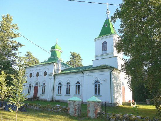 Apostolic Orthodox Church of the Transfiguration of Our Lord at Haademeeste