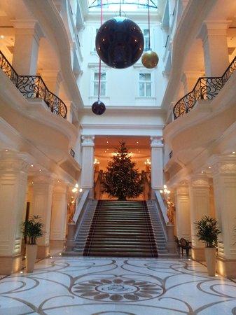 โรงแรมโครินเธีย บูดาเปสต์: Lobby