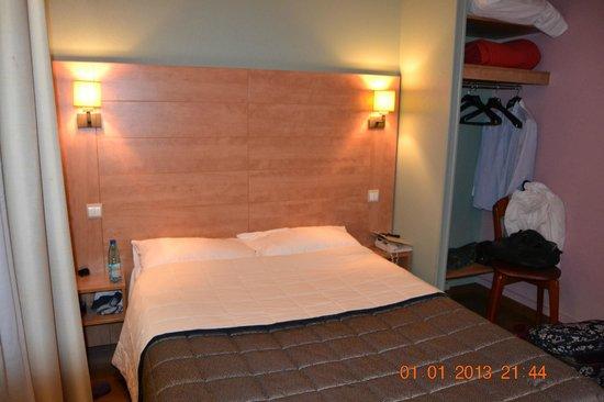 Hotel Palma: La camera_