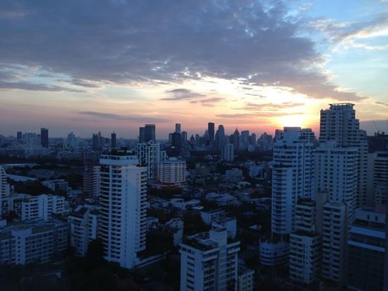 Sofitel Bangkok Sukhumvit: Aussicht