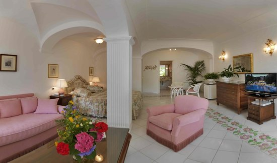 Villa Brunella: Junior Suite
