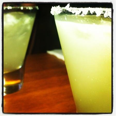 Miss Margarita: best kaffir lime margaritas!