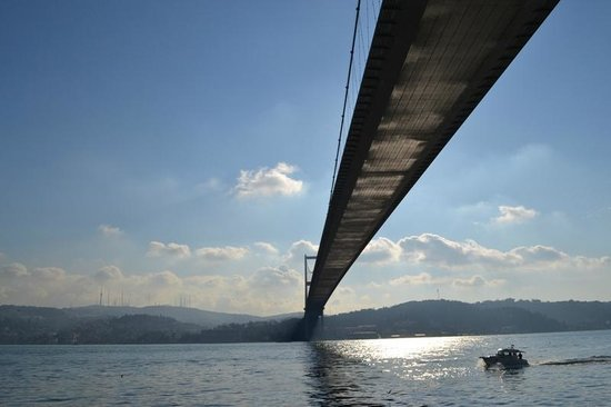 Bosphorus Cruise Day Trips: river view