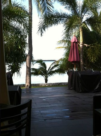The Passage Samui Villas & Resort: Breakfast view