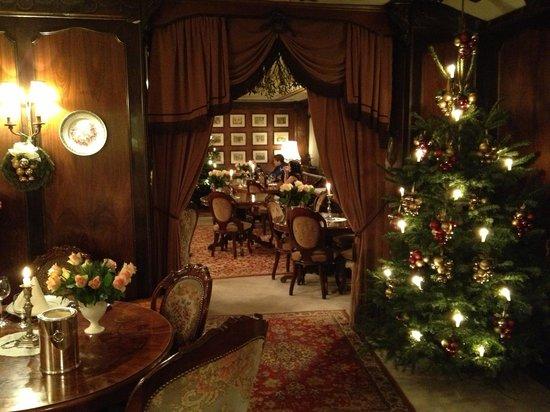 Heising's at Christmas