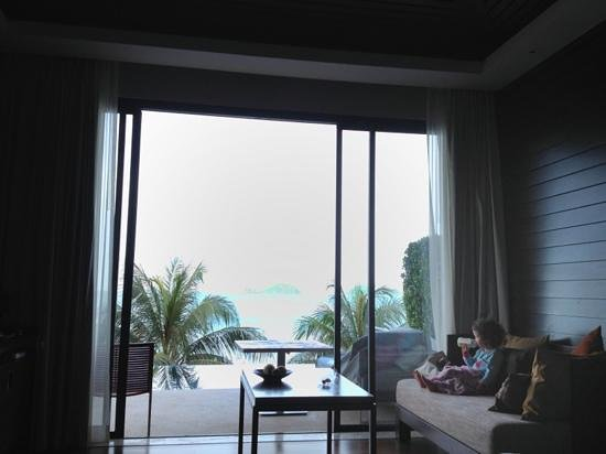 Conrad Koh Samui: good morning!