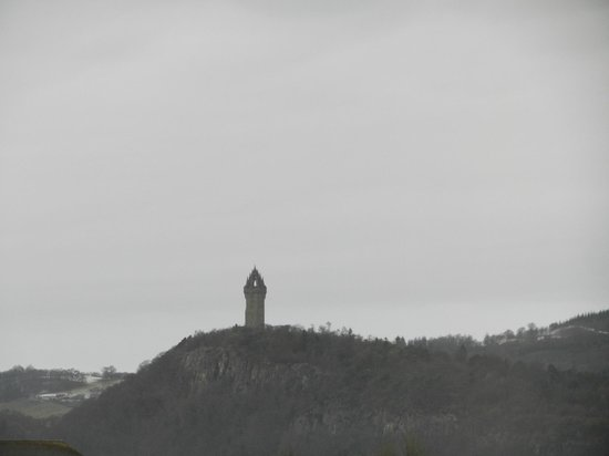 Holiday Inn Express Stirling: View of Wallace Monument