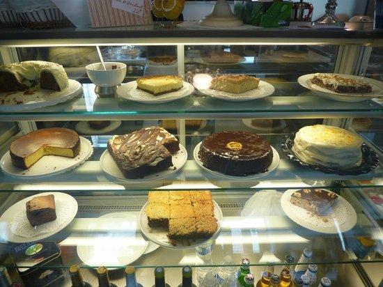 Les Delices de Josephine: Nos pâtisseries toutes faites sur place