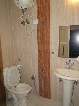 Hotel Delhi Aerocity: Bad