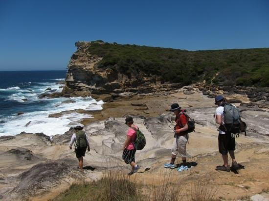Sydney Coast Walks - Day Walks: Wattamolla Two-day trip