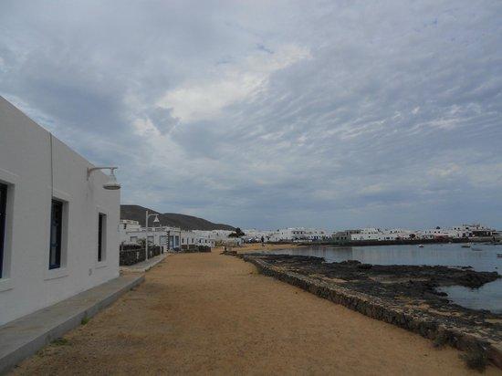 Islas Graciosa: Caleta del Sebo, Isla Graciosa