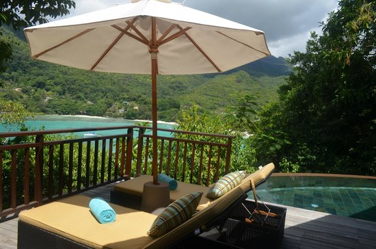 Constance Ephelia: view from our villa