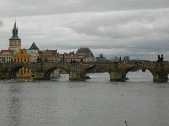 Pod Vezi: Charles Bridge
