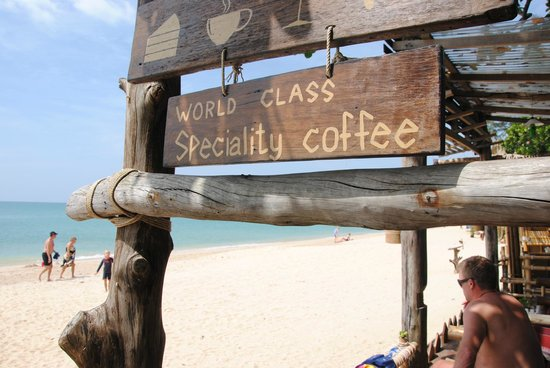 Suza Hut: Best coffee in koh lanta