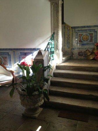 Palacio Ramalhete: Entrance