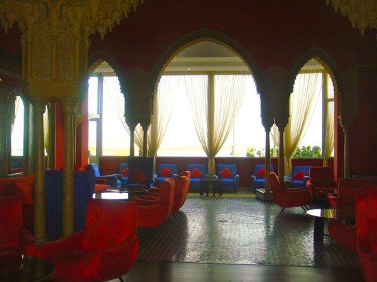 Atlas Rif Front Beach Tanger: salon 3