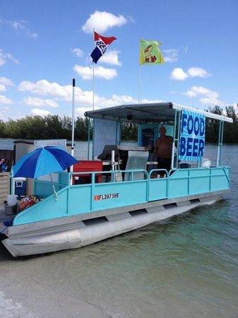 Keewaydin Island Boat Rental